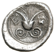 ⅓ Siglos - Stasikypros (Idalion) – revers