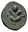 Bronze Æ11 (Idyma) – revers