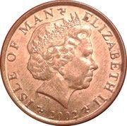 1 penny - Elizabeth II (4e effigie) -  avers