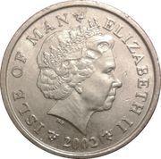 10 pence - Elizabeth II (4eme effigie) -  avers
