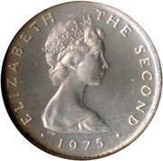 ½ New Penny - Elizabeth II (2nd portrait) – avers