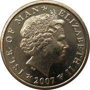 1 pound - Elizabeth II (4eme effigie) -  avers