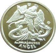 1/10 ANGEL - Elizabeth II (Archange Michel) – revers