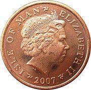 2 pence - Elizabeth II (4eme effigie) -  avers