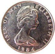 10 pence - Elizabeth II (2eme effigie) -  avers