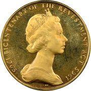 5 pounds - Elizabeth II (2eme effigie) – avers