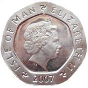 20 pence - Elizabeth II (4eme effigie) -  avers