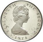 1/2 Penny - Elizabeth II (2ème portrait) – avers