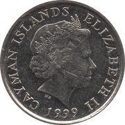 10 cents - Elizabeth II (4eme effigie) -  avers