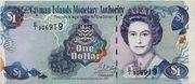 1 Dollar (1998 Series) – avers