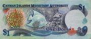 1 Dollar (1998 Series) – revers