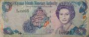 1 Dollar (2001 Series) – avers