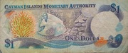 1 Dollar (2001 Series) – revers
