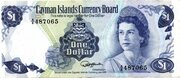 1 Dollar (1974 Currency Law) – avers