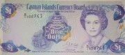 1 Dollar 1996 series -  avers