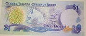 1 Dollar 1996 series -  revers