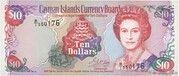 10 Dollars 1996 – avers