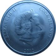 """10 cents - Elizabeth II (""""Bounty"""" Silver Bullion) – avers"""