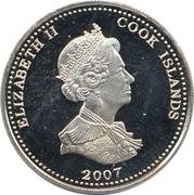 1 Dollar - Elisabeth II -  avers