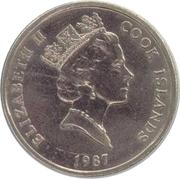 50 cents - Elizabeth II (3° effigie) -  avers