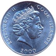 5 cents - Elizabeth II (4e effigie ; FAO) – avers