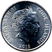 10 cents - Elizabeth II (4e effigie) – avers