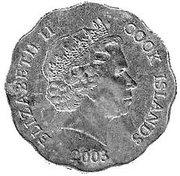 1 dollar - Elizabeth II (4eme effigie) -  avers