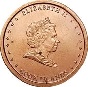 2 cents - Elizabeth II – avers