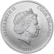 25 cents - Elizabeth II (Bounty) – avers
