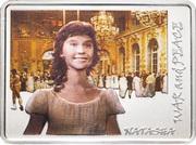 5 Dollars - Elizabeth II (Natasha) -  avers