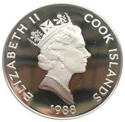 50 Dollars - Elizabeth II (Marco Polo) – avers