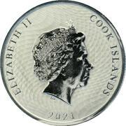 10 Cents - Elizabeth II (Bounty) – avers