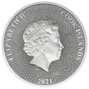 10 Cents - Elizabeth II (Silver Star) – avers
