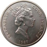 10 cents - Elizabeth II (3e effigie) – avers