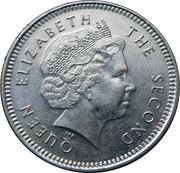 10 pence - Elizabeth II (4eme effigie) – avers