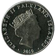 5 Pence. – avers