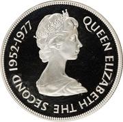 50 pence - Elizabeth II – avers