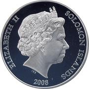 10 dollars Jeux olympiques Londres 2012 -  avers