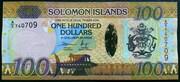 Solomon Islands 100 Dollars 2015 – avers