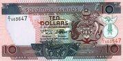10 Dollar 1997 – avers
