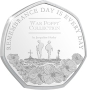 20 Cents - Elizabeth II (Remembrance Day) – revers