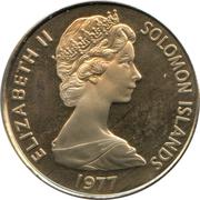10 cents - Elizabeth II (2ème effigie) – avers