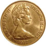10 cents - Elizabeth II (2° effigie) – avers