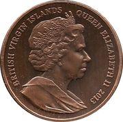 1.5 Dollar - Elizabeth II / Father of the Modern Olympics – avers