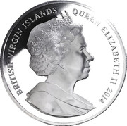 200 Dollars - Elizabeth II (Emperor August) – avers