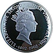 25 Dollars - Elizabeth II (Naufrage du Santa Maria) – avers