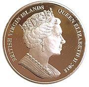 1 Dollar - Elizabeth II (Pegasus - 2018) – avers