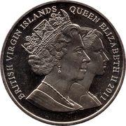 1 Dollar 2012 – avers