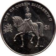1 Dollar 2012 – revers