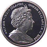 $10 (Elizabeth II 4th portrait) Gold – avers